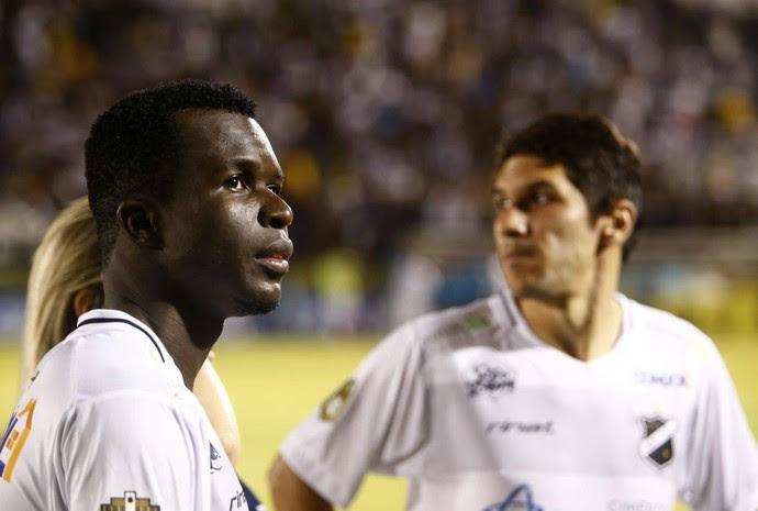 ABC x Guarani Estádio Frasqueirão Série C - Jones Carioca - Lúcio Flávio (Foto: Alexandre Lago/GloboEsporte.com)