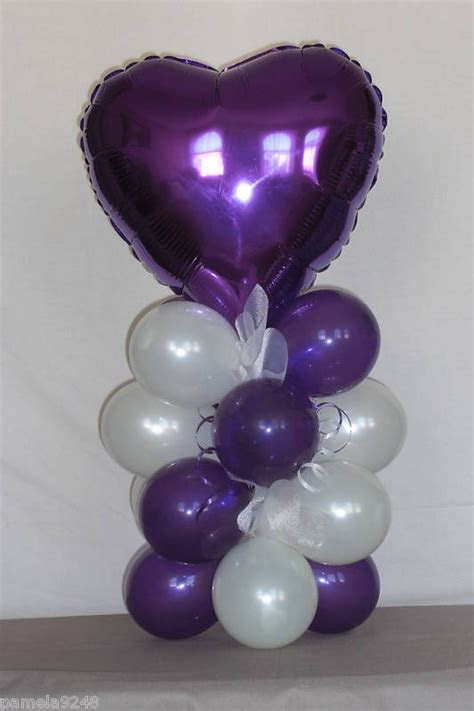 wedding balloon decoration table display  vision