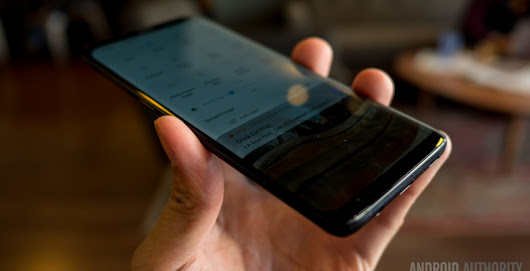 Samsung Galaxy S9 and S9 Plus touchscreen issue causing havoc on some handsets