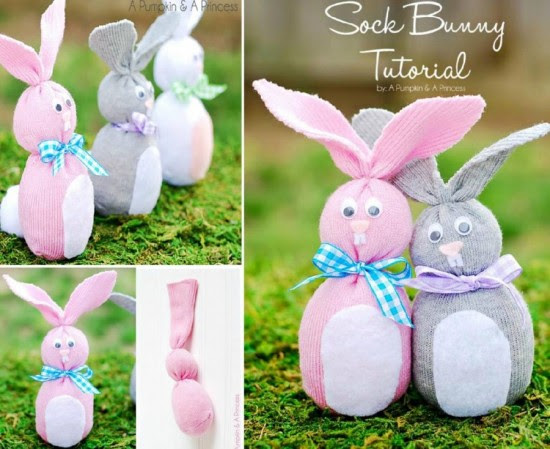 Sock-Bunny-Tutorial1 -wonderfuldiy
