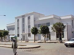 Commercial Building, Asmara