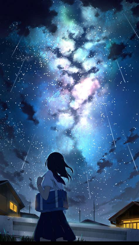 artist mamigo anime anime art anime scenery
