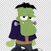 Frankenstein Cartoon Png