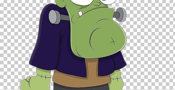 Frankenstein Cartoon Png