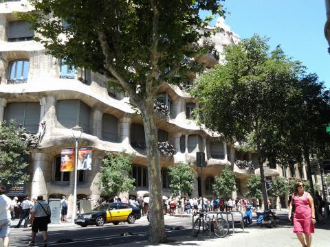 Барселона, Casa Mila