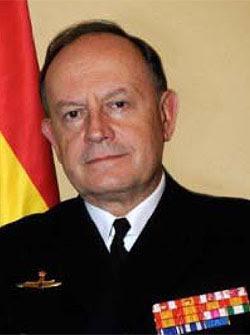 Almirante José Urcelay, Representante Militar de España a la OTAN
