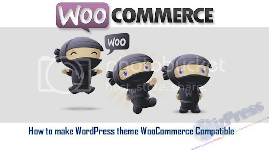 How to make WordPress theme WooCommerce Compatible - MizPress