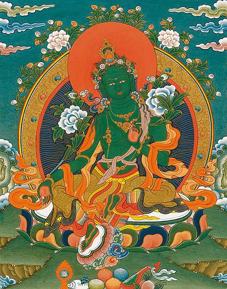 The Sky of Gene: 【從電影看圖博】達賴的一生(Kundun)〔伍〕