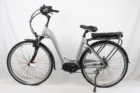 Cheap City Electric Bike, C23, 50kms Running range