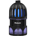 Eliminator Robust Indoor Mosquito and Fly Trap with Bright LED UV Light Attracter and Fan / Get Rid of All Mosquitoes and Flies – Mosquito Catcher
