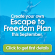 I just entered to win my own $2,000 Freedom Plan with Natalie Sisson