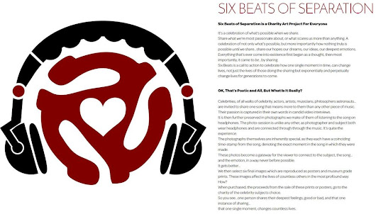Six Beats Of Separation