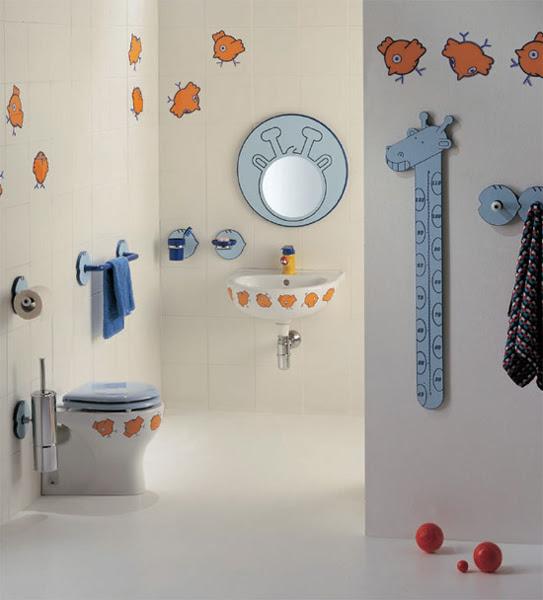 10 cute kids bathroom 10 cute kids bathroom decorating ideas digsdigs