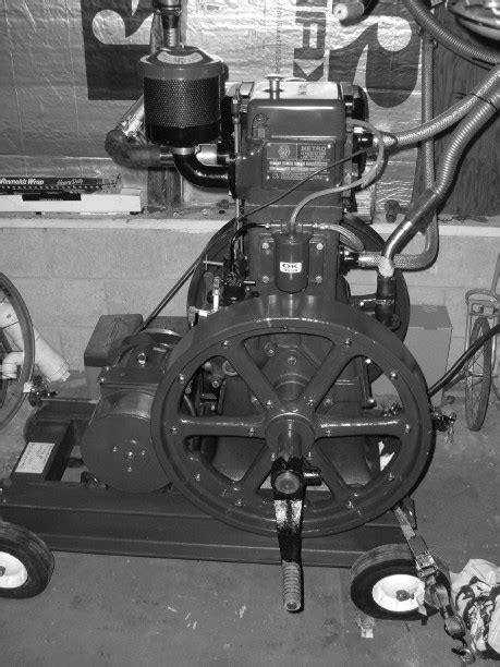 The 650 RPM Lister Generator