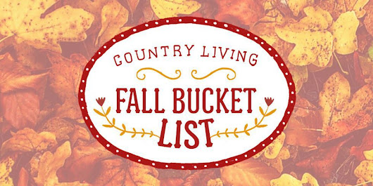 50 Fun Fall Activities for Families - Fall Bucket List