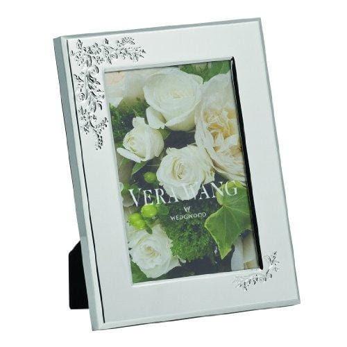 Giftware Gallery Wedgwood Vera Wang Lace Bouquet 4x6 Frame