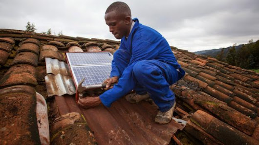 Rural Rwanda is home to a pioneering new solar power idea