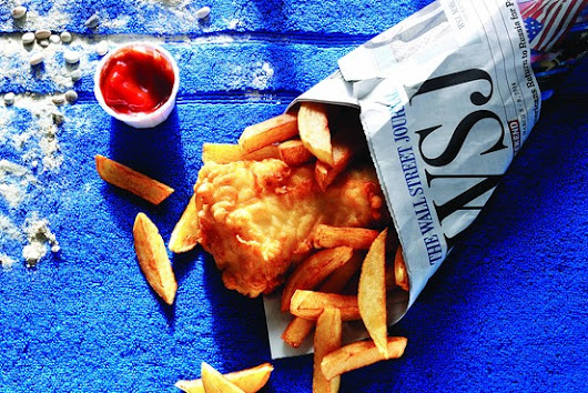 In search of the best fish and chips: great friers in Britain and around the world