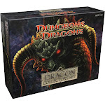 Dungeons & Dragons Miniatures Limited Edition Dragon Collectors Set