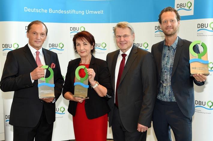 Deutscher Umweltpreis mahnt: natürliche Rohstoffe besser schützen und nachhaltiger nutzen
