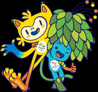 2016, Summer Olympics Mascots