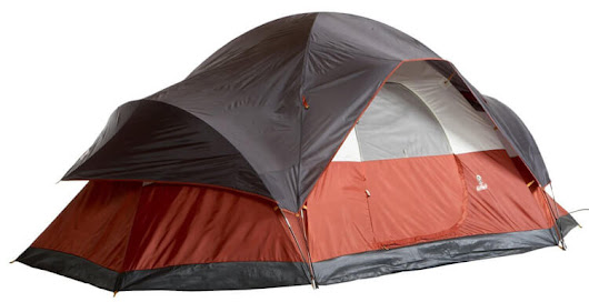 Everything About Coleman 8-Person Red Canyon Tent