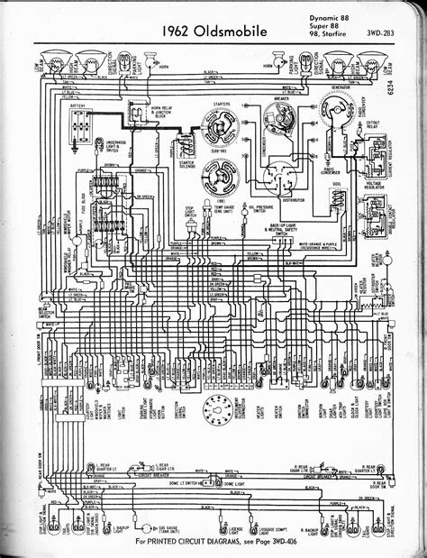 1964 Olds Cutlass Wiring Diagram - Decor
