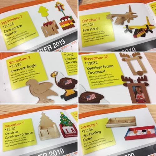 Home Depot Kids Workshop 2019 Home Decor