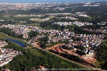Com o novo eixo, as águas do São Francisco serão levadas para a Bacia do Rio Paraguaçu, que corta o estado e abastece a Grande Salvador.  (Foto: Carlos Augusto (Guto Jads) - Jornal Grande Bahia)
