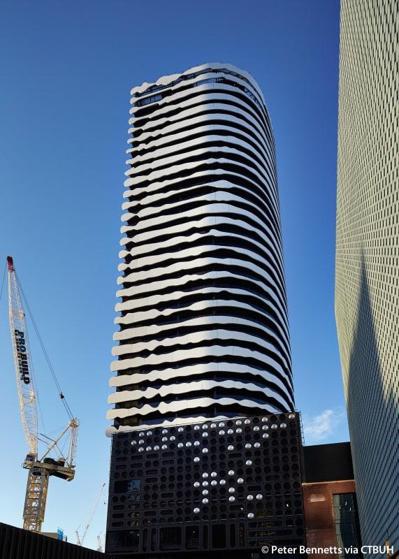 Swanston Square Apartment Tower - The Skyscraper Center