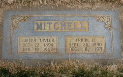 Lurena <i>Taylor</i> Mitchell