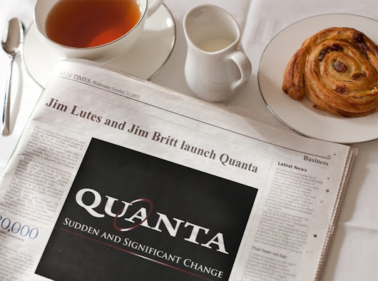 Quanta Launch: What Do Jim Britt & Jim Lutes Have Up Their Sleeve? Join Quanta Here for FREE
