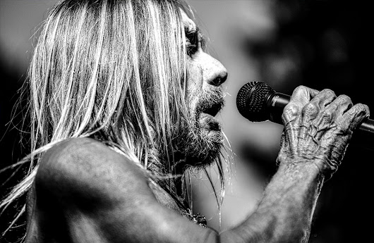 Iggy Pop, Guitar Wolf, Nobunny, Redd Kross and more at Burger Boogaloo on July 1, 2017