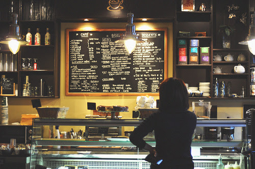 Strategies for growing sales in cafes