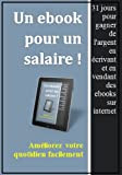 Un ebook pour un salaire