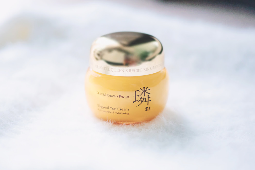 Hansaeng Cosmetics RIN Bi-gyeol Yun Cream | chainyan.co