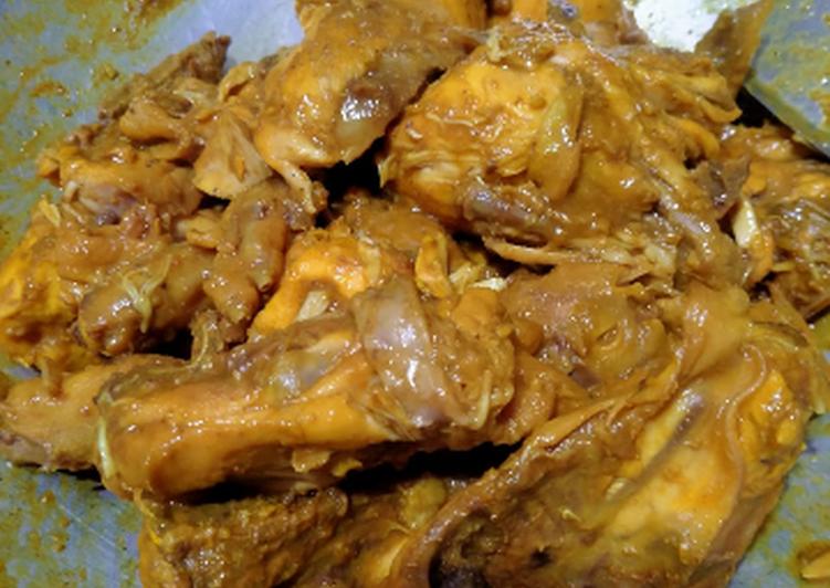 memasak ayam goreng ungkep resep enak indonesia Resepi Semur Ayam Indonesia Enak dan Mudah
