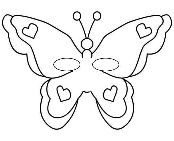 Kelebek Maskesi Arabulokucom