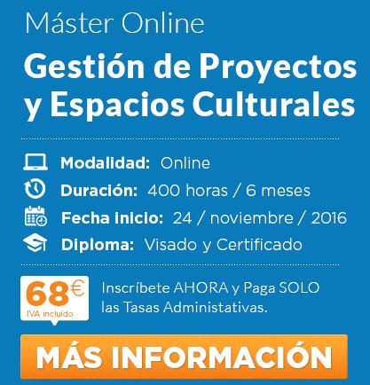 Entreagentes master online en gesti n de proyectos y - Gestion de espacios ...