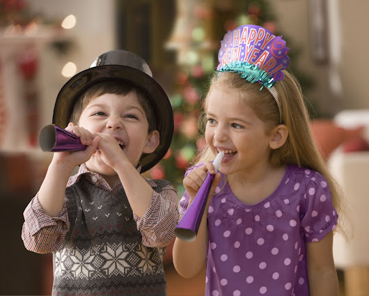 21 Ideas for Celebrating New Year's Eve With the Kids
