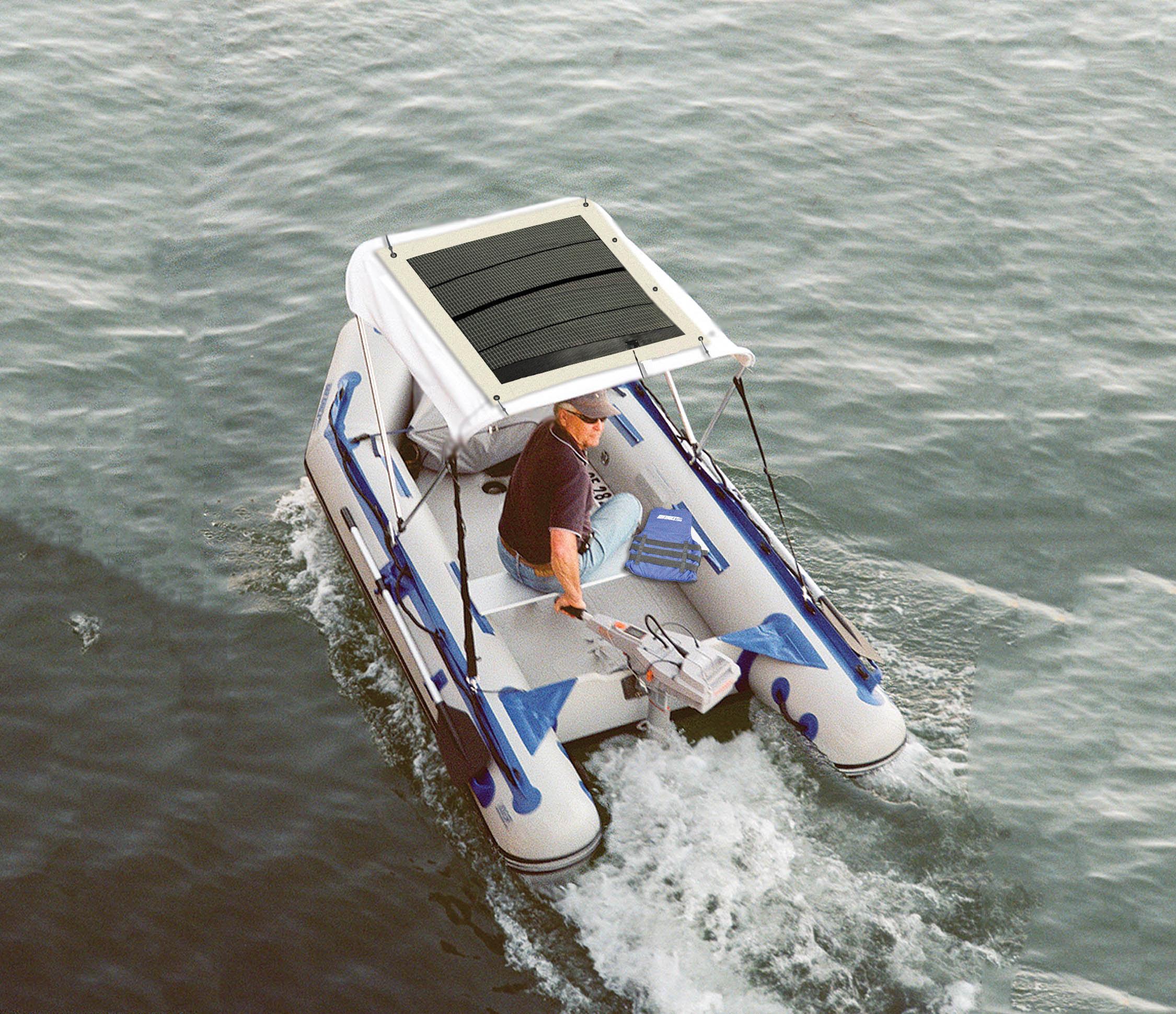 My Solar Power Dream   Sea Eagle Boating & Kayaking Blog