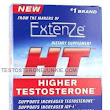 My Extenze HT Higher Testosterone Booster Review - TESTOSTERONE JUNKIE - Supplements, muscle, nutrition