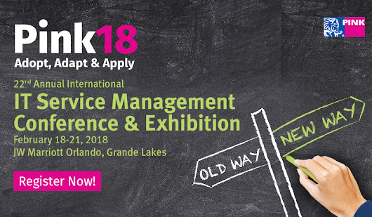 Pink18: The IT and Business Industry's #1 Event