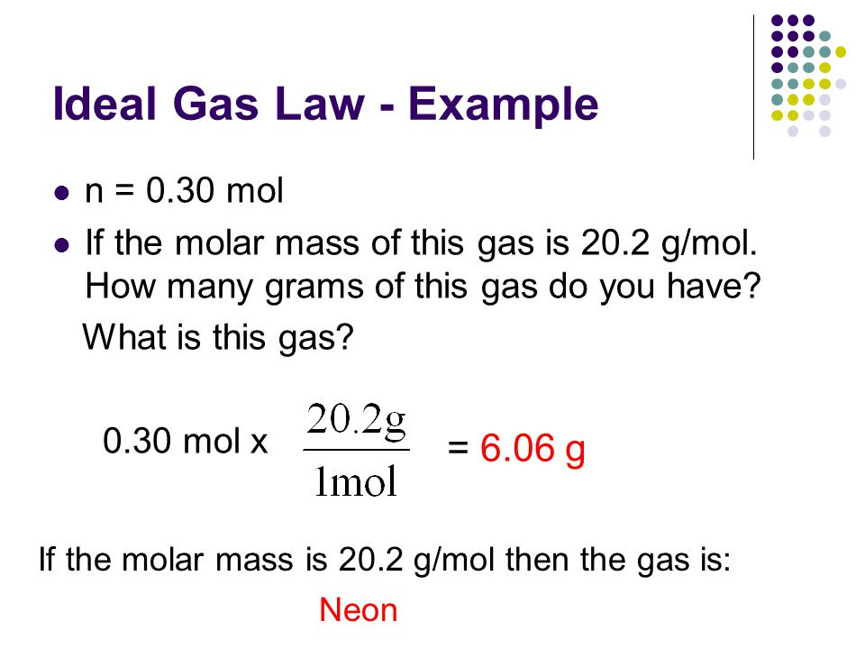 62 INFO HOW TO FIND N IDEAL GAS LAW TUTORIAL WITH VIDEO ...