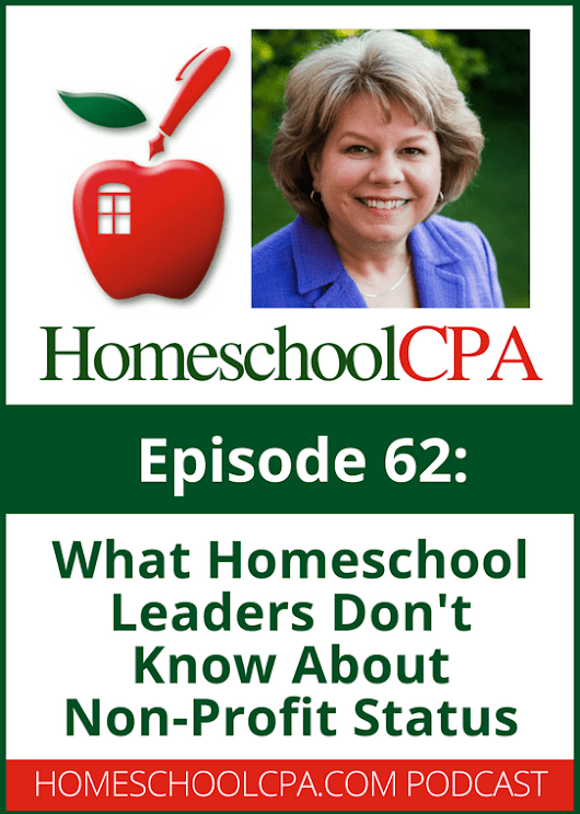 What Homeschool Leaders Don't Know About Non Profit Status
