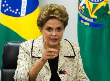 'Vão ter que se ajoelhar', diz Dilma sobre relação do governo Temer e Cunha