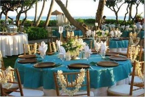 Tropical Wedding Ideas   Hawaiian Themed Wedding or Party