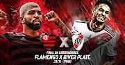 Estudo da FGV EMAp aponta Flamengo favorito contra o River na final da Libertadores