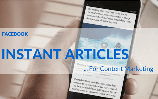Facebook Introduces Instant Articles - Here's What You Need to Know
