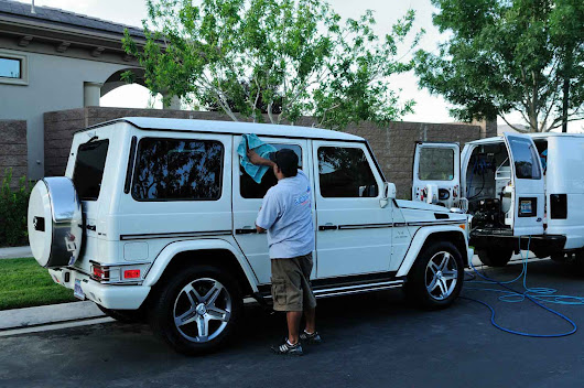 #1 Mobile Auto Detailing - We Come To You at Home or Work‎ - Unique Detailing of Las Vegas